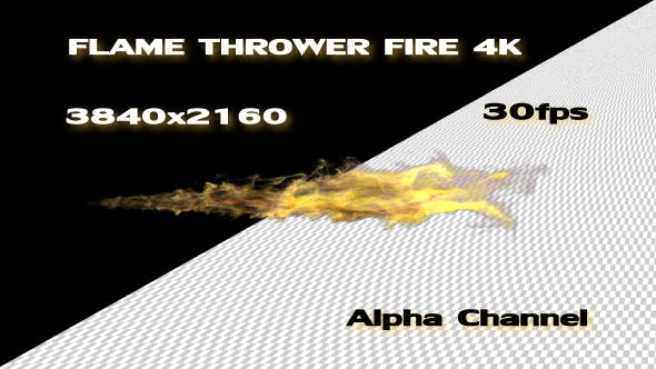 Thumbnail for Flame Thrower Fire