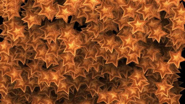 Thumbnail for Stars Glitters Loop Background