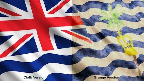 British Indian Ocean Territory Flags