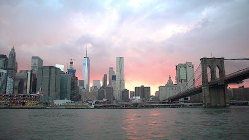 Downtown Manhattan Skyline, NY