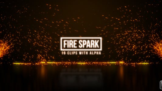 Thumbnail for Fire Sparks
