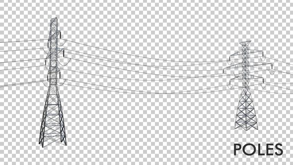 Thumbnail for Electric Poles