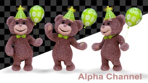 Teddy Bear Congratulation
