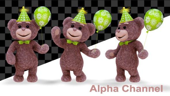 Thumbnail for Teddy Bear Congratulation