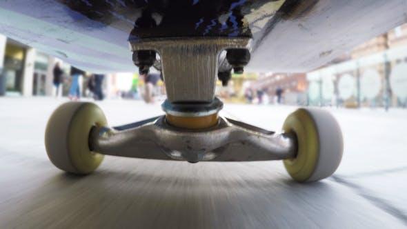 Skateboard POV