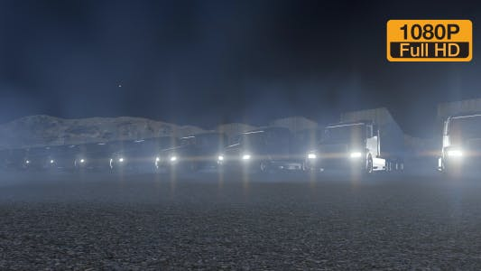 Cover Image for Trucks Night