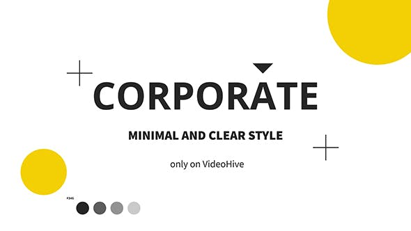 Cover Image for Corporate Minimal