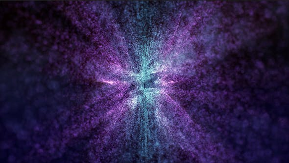 Thumbnail for Beautiful Particles Background