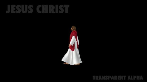 Thumbnail for Jesus Christ Walking