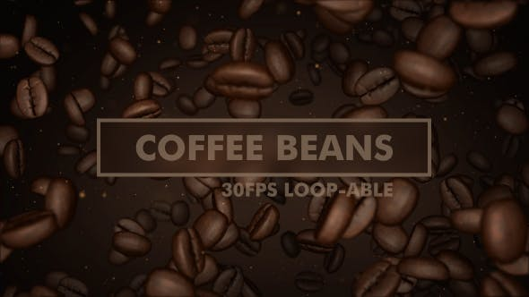 Coffee Beans Loop V1