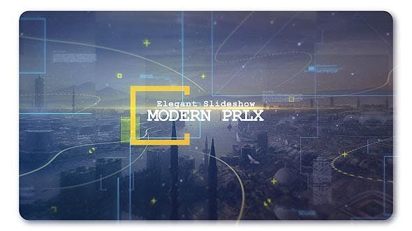 Thumbnail for Modern Parallax Cinematic Slideshow