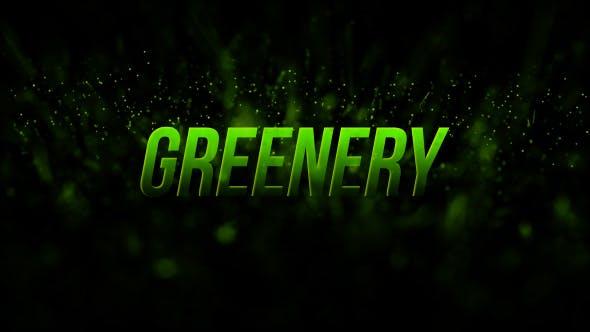 Thumbnail for Greenery Loop V2
