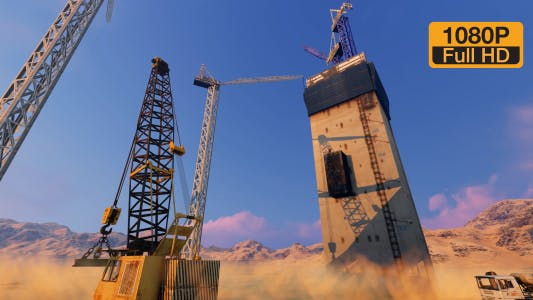 Thumbnail for Building Construction and vehicles