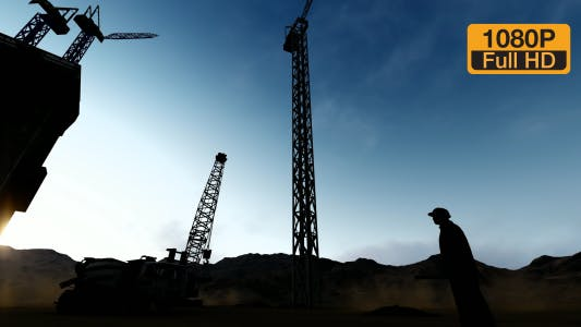 Thumbnail for Building Construction and Crane