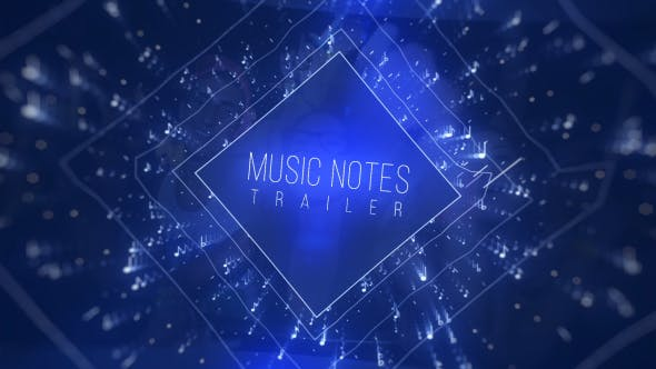 Thumbnail for Music Notes Trailer
