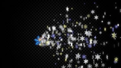 Birth Of Snowflakes