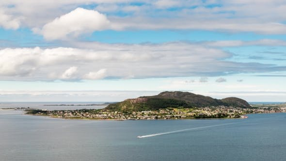 Cover Image for Aksla at the City of Alesund , Norway