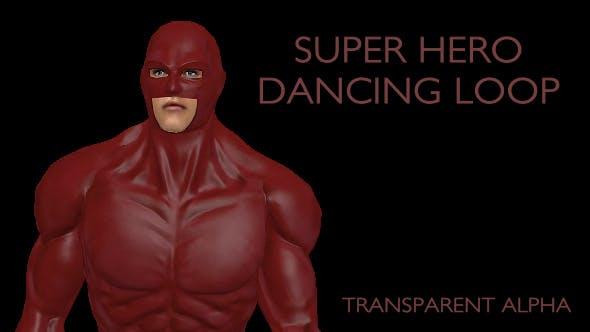Thumbnail for Super Hero Dance Loop