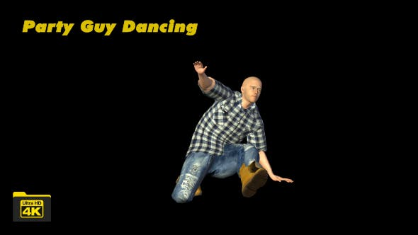 Thumbnail for Party Guy Dancing