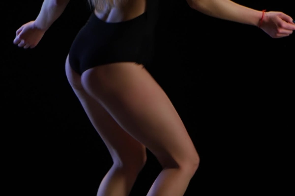 Black Twerking Sexy Girl REAL YOUNG