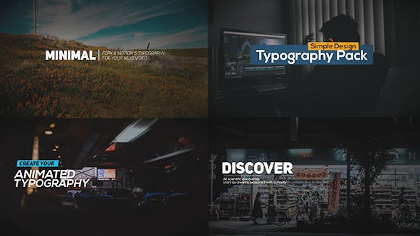 Thumbnail for FCPX Animated Typography Titles