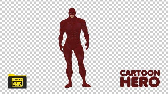 Thumbnail for Cartoon Hero