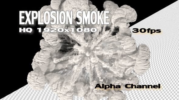 Thumbnail for Explosion Smoke