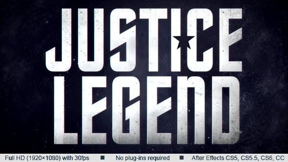 Thumbnail for Trailer Légende de la Justice