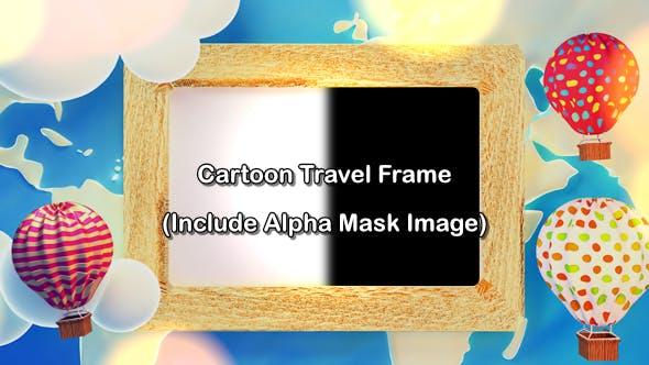 Thumbnail for Cartoon Travel Frame