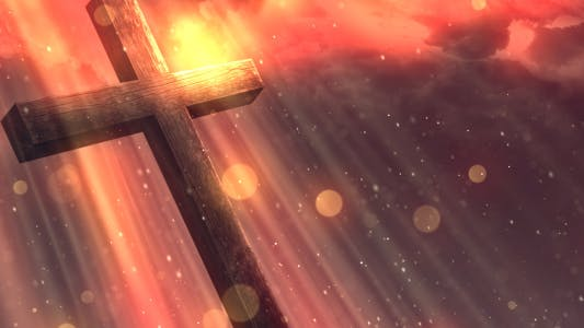 Thumbnail for Worship Background 4 - Divine Cross