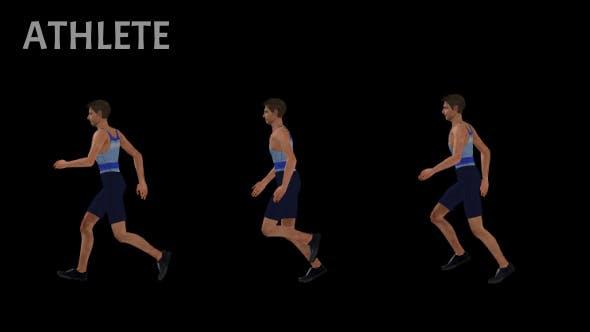 Thumbnail for Athletics - Sprint