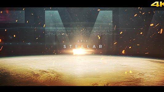 Thumbnail for Stellar - Epic Trailer