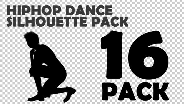 Thumbnail for Hiphop Silhouettes Big Pack