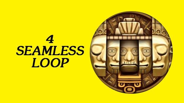 Thumbnail for Mayans VJ Loops