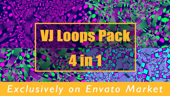 Thumbnail for Rings Vj Loop pack