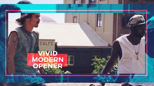 Vivid Modern Opener