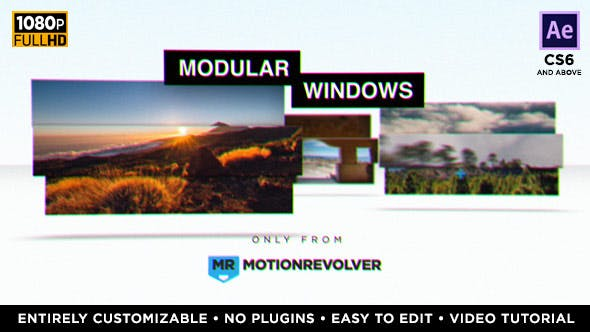 Thumbnail for Modular Windows Slideshow Presentation
