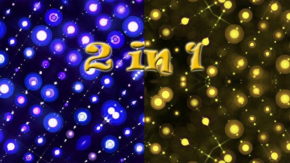 Thumbnail for Purple and Gold Lights