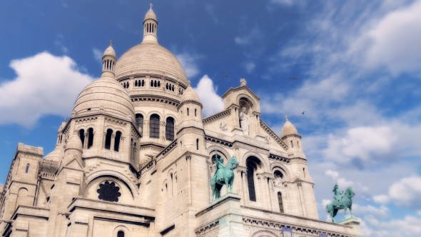 Thumbnail for The Basilica of the Sacred Heart of Paris