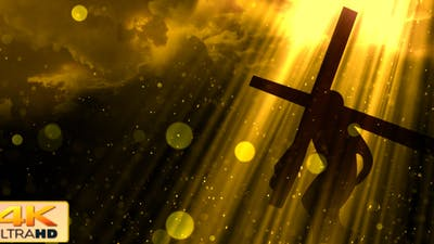 Worship Background - Crucifixion