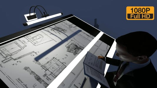 Thumbnail for Building Project and Architect