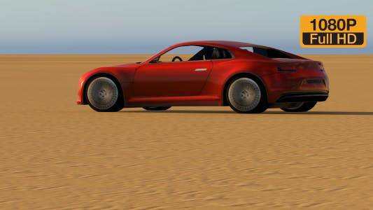 Thumbnail for Sports car in a row