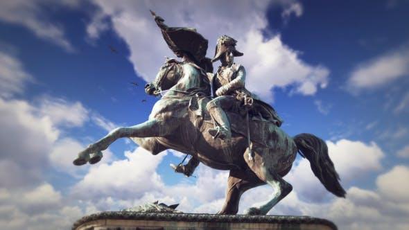 Thumbnail for Erzherzog Karl Statue, Wien
