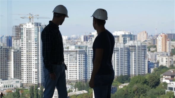 Thumbnail for Two Builders Look at the Landscape of High Buildings