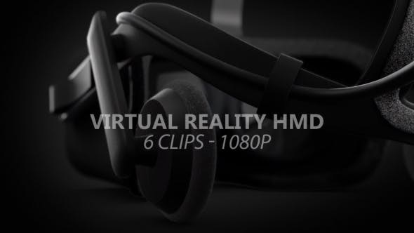 Thumbnail for Virtual Reality HMD