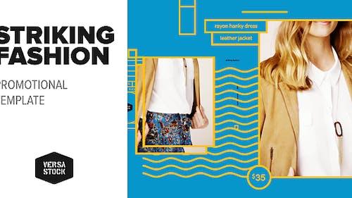 Striking Fashion   Promo