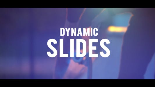 Thumbnail for Dynamic Typography Slides