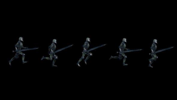 Thumbnail for Knight Running