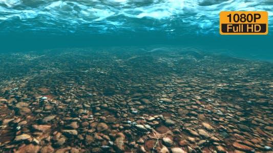 Thumbnail for Underwater stone floor
