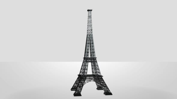 Thumbnail for Eiffel Tower Background